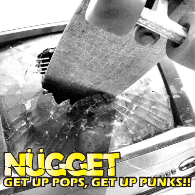"1st Full Album ""GET UP POPS, GET UP PUNKS!!"""