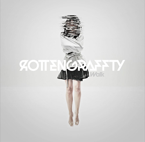 "ROTTENGRAFFTY 5th Album ""Walk"" 2013/6/26 DROP!!"