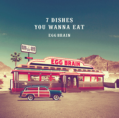 "1st mini album""7 DISHES YOU WANNA EAT"""