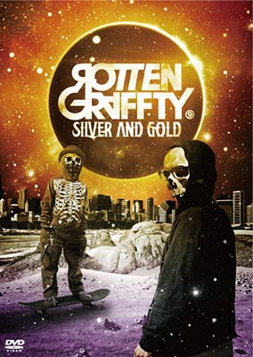 "LIVE DVD ""SILVER&GOLD"""