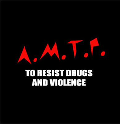 "2nd EP ""A.M.T.P.to RESIST DRUGS AND VIOLENCE"""