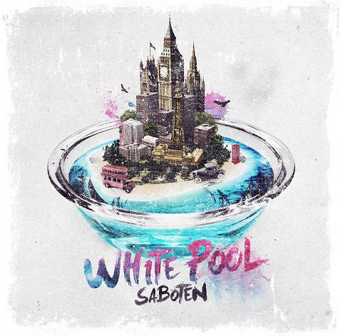 "SABOTEN ""WHITE POOL"" 2012/9/12 DROP!!"