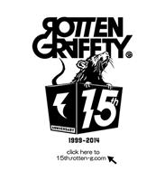 ROTTENGRAFFTY15周年記念ツアー、ポルノ超特急2014開催決定
