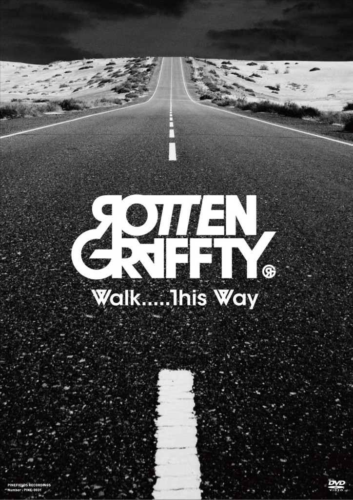 15th ANNIVERSARY DVD [Walk…..This Way]