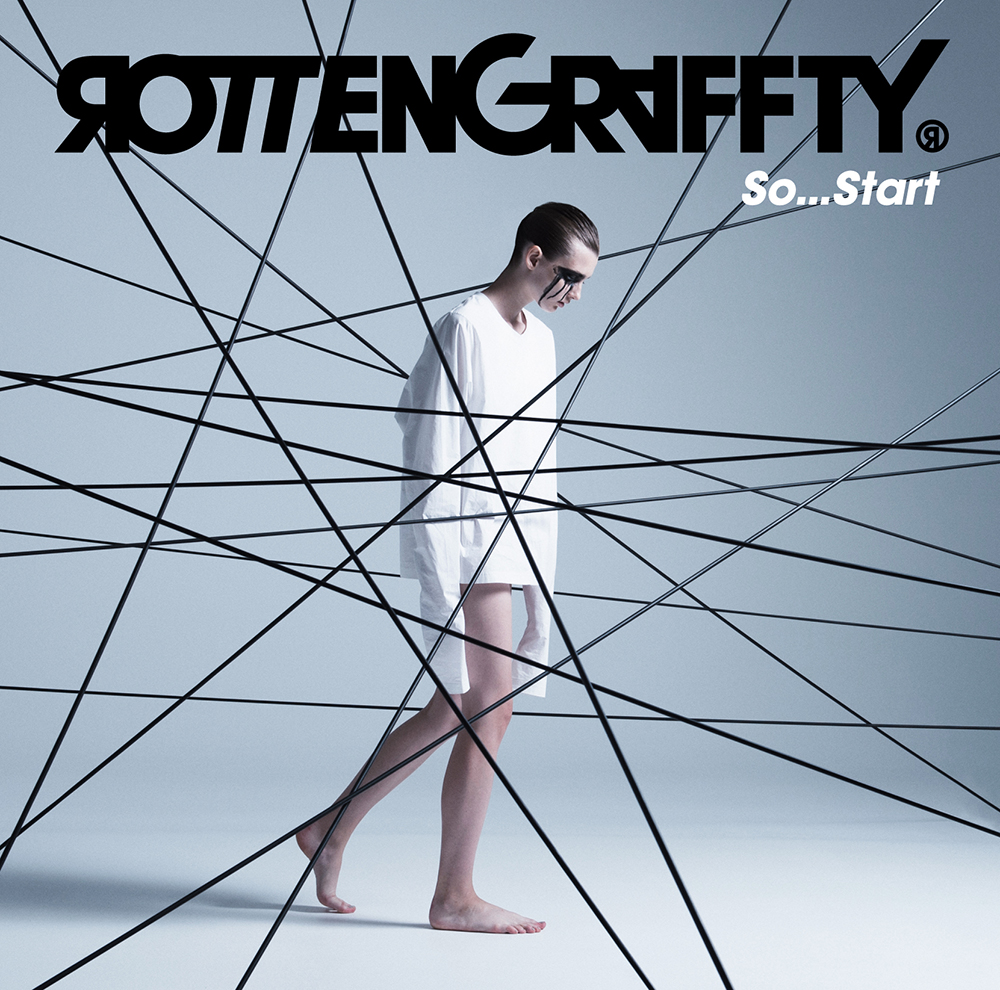 """ROTTENGRAFFTY  6th Single """"So…Start""""  Release!!"""