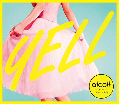 "alcott 6th Full Album ""YELL"""