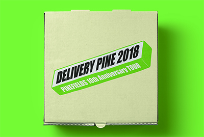 PINEFIELDS10th Anniversary TOUR「DELIVERY PINE 2018」開催!!