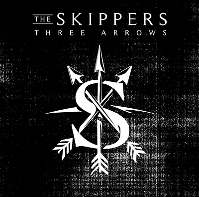 "THE SKIPPERS New Album""THREE ARROWS""Release!!"