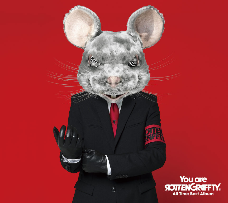 """All Time Best Album """"You are ROTTENGRAFFTY"""""""